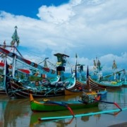 Perancak - fishing boat