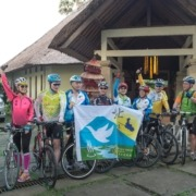 Taiwan to Dajuma on two wheels