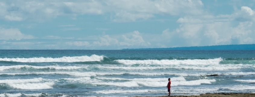 Nyepi ritual Puri Dajuma, Beach Eco-Resort & Spa, West Bali