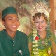 Great emotion at Puri Dajuma: Yulia gets married! Puri Dajuma, Beach Eco-Resort & Spa, West Bali