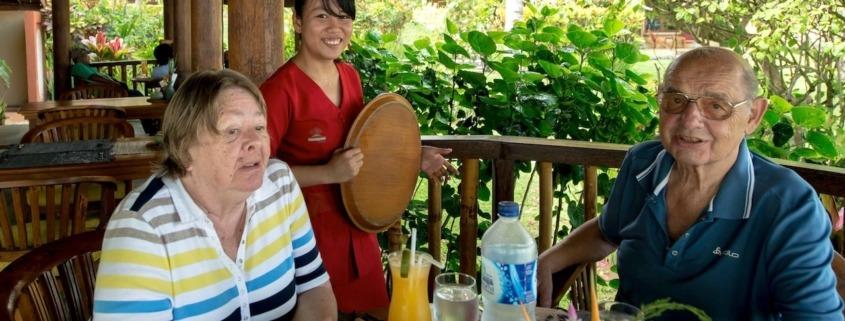 Thank you Otto and Elfi! Puri Dajuma, Beach Eco-Resort & Spa, West Bali