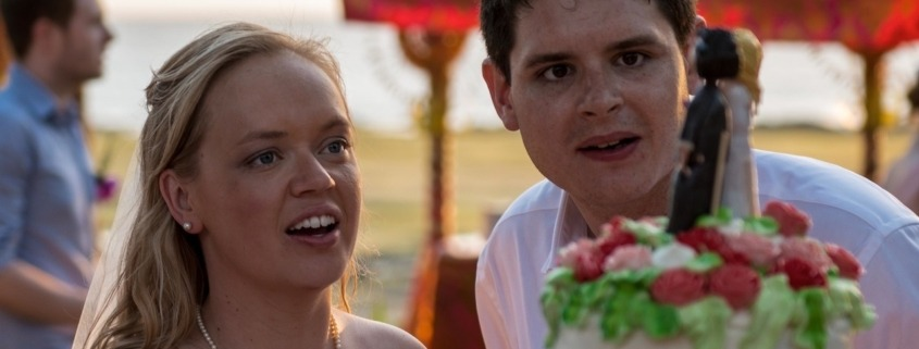 Robyn & Tristan Wedding at Dajuma Puri Dajuma, Beach Eco-Resort & Spa, West Bali