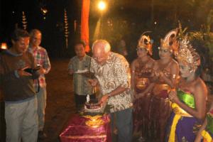 Happy 80 Years Puri Dajuma, Beach Eco-Resort & Spa, West Bali