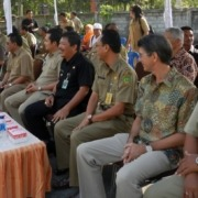 Tourism School Jembrana, Ground-Breaking Ceremony Puri Dajuma, Beach Eco-Resort & Spa, West Bali