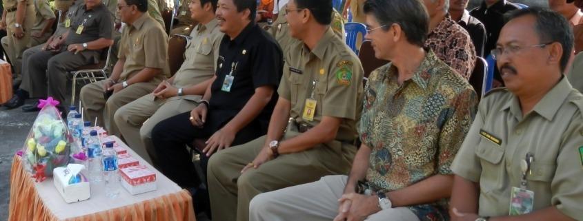 Tourism School Jembrana, Ground-Breaking Ceremony Puri Dajuma, Beach Eco-Resort & Spa, West Bali