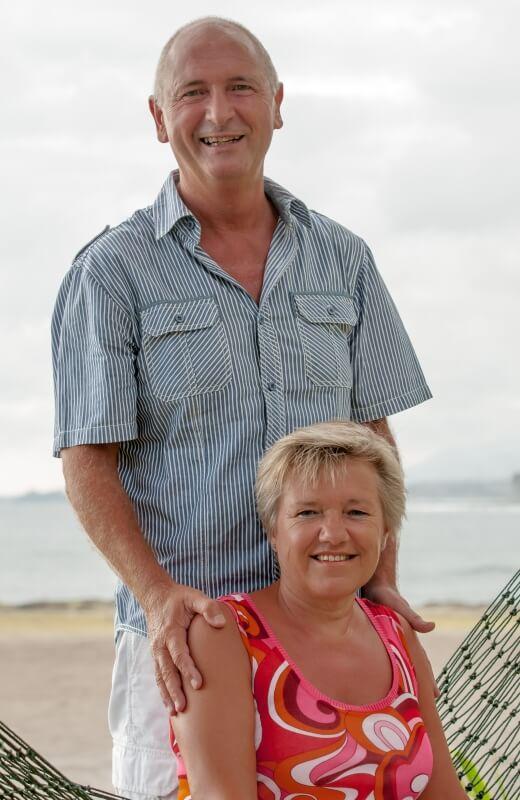 Astrid & Peter