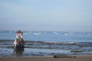 "Pekutatan ""floating fishing market"" Puri Dajuma, Beach Eco-Resort & Spa, West Bali"