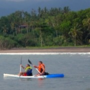 SUP and sea kayak : how to enjoy West Bali from the sea Puri Dajuma, Beach Eco-Resort & Spa, West Bali