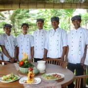 25 new dishes in Dajuma Main Menu Puri Dajuma, Beach Eco-Resort & Spa, West Bali