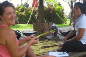 Natacha 6 months stay Puri Dajuma, Beach Eco-Resort & Spa, West Bali