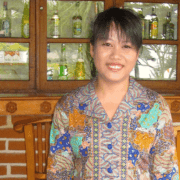 New uniforms Puri Dajuma, Beach Eco-Resort & Spa, West Bali