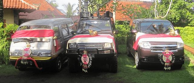 Tumpek Landep : a sympathetic tradition in Bali
