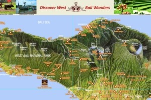 7 years of success for our « Bali Free Map » Puri Dajuma, Beach Eco-Resort & Spa, West Bali