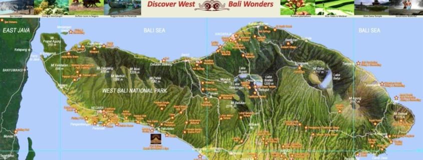 7 years of success for our « Bali Free Map » Puri Dajuma, Beach Eco-Resort & Spa, West Bali
