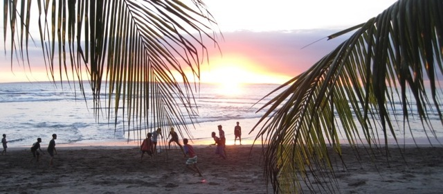 Football 2014 World Cup at Dajuma Puri Dajuma, Beach Eco-Resort & Spa, West Bali