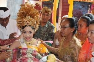 Metatah Ceremony Puri Dajuma, Beach Eco-Resort & Spa, West Bali