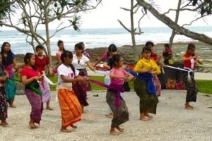 Welcome Back dear Agung! Puri Dajuma, Beach Eco-Resort & Spa, West Bali