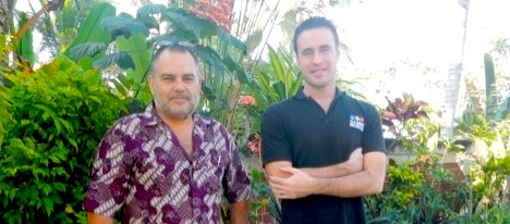 Who are our guests? The example of Argos engineers. Puri Dajuma, Beach Eco-Resort & Spa, West Bali