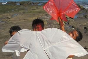 Dajuma's CSR: Go study auction Puri Dajuma, Beach Eco-Resort & Spa, West Bali