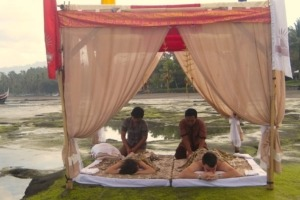 Is it possible to learn about the secrets of Balinese massage at Dajuma? Puri Dajuma, Beach Eco-Resort & Spa, West Bali