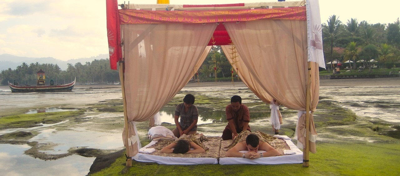 Is it possible to learn about the secrets of Balinese massage at Dajuma ?