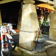 Special Trail Bike Event in Pekutatan this week Puri Dajuma, Beach Eco-Resort & Spa, West Bali
