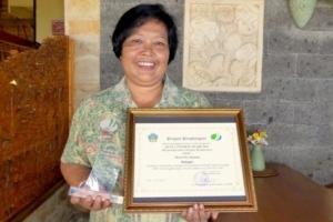 Dajuma rewarded for its social protection Puri Dajuma, Beach Eco-Resort & Spa, West Bali