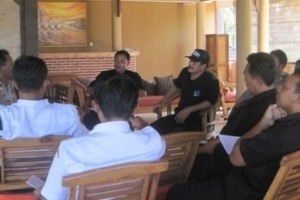 Training of Security Staffs of Hotels & Restaurant in Pekutatan Area Puri Dajuma, Beach Eco-Resort & Spa, West Bali