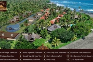 NEW DAJUMA PARADISE... Puri Dajuma, Beach Eco-Resort & Spa, West Bali