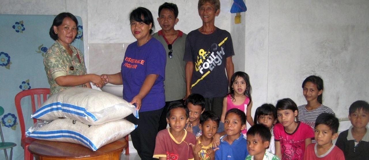 A visit to Panti Asuhan Budi Mulia Orphanage