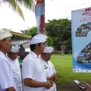 Hari Ulang Tahun - Happy Birthday! Puri Dajuma, Beach Eco-Resort & Spa, West Bali