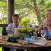 THANK YOU BRUCE AND FRANCES ! Puri Dajuma, Beach Eco-Resort & Spa, West Bali