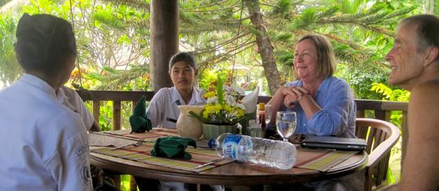 THANK YOU BRUCE AND FRANCES ! Puri Dajuma, Beach Eco-Resort & Spa, West Bali