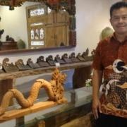 TANTERI MUSEUM Puri Dajuma, Beach Eco-Resort & Spa, West Bali