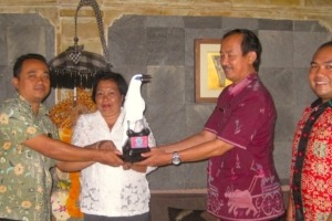 Dajuma Cooperation with the new University in Jembrana Puri Dajuma, Beach Eco-Resort & Spa, West Bali