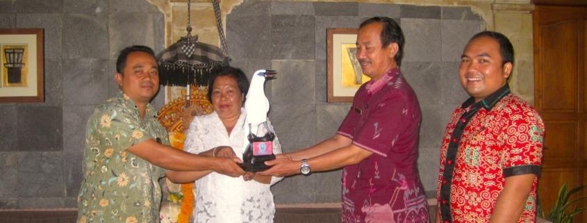 Dajuma Cooperation with the new University in Jembrana Puri Dajuma, Beach Eco-Resort & Spa, West Bali