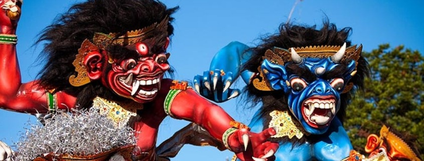 NYEPI IS APPROACHING Puri Dajuma, Beach Eco-Resort & Spa, West Bali