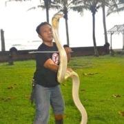 FAREWELL DEAREST FRIEND EDI Puri Dajuma, Beach Eco-Resort & Spa, West Bali