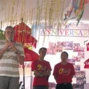 ANNIVERSARY OF THE PEKUTATAN TOURISM SCHOOL Puri Dajuma, Beach Eco-Resort & Spa, West Bali