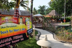 INAUGURATION OF OUR NEW BENDEGA VILLAS Puri Dajuma, Beach Eco-Resort & Spa, West Bali 1