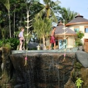 INAUGURATION OF OUR NEW BENDEGA VILLAS Puri Dajuma, Beach Eco-Resort & Spa, West Bali