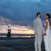 CONGRATULATIONS TO AUDREY AND MATTHIEU FOR THEIR WEDDING Puri Dajuma, Beach Eco-Resort & Spa, West Bali
