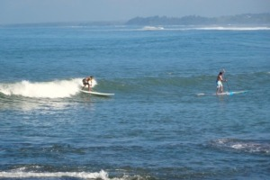 SUP INITIATION AT DAJUMA Puri Dajuma, Beach Eco-Resort & Spa, West Bali Sport Surfing