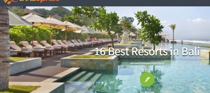 DAJUMA IS PART OF THE TOP 16 BEST RESORTS IN BALI Puri Dajuma, Beach Eco-Resort & Spa, West Bali