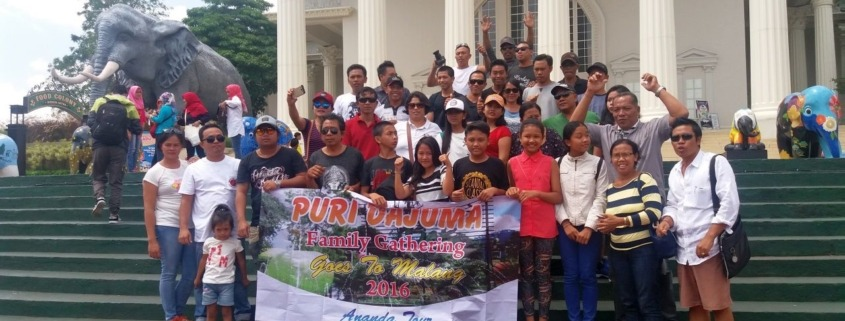 DAJUMA OUTING Puri Dajuma, Beach Eco-Resort & Spa, West Bali tours excursions visiting