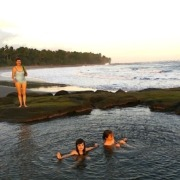 NATURAL VOLCANO SPA Puri Dajuma, Beach Eco-Resort & Spa, West Bali