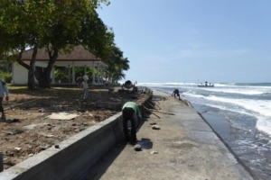 FISHERMEN' HOUSE PROTECTION Puri Dajuma, Beach Eco-Resort & Spa, West Bali Dajuma West Bali