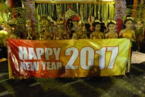 HAPPY NEW YEAR! SELAMAT TAHUN BARU! Puri Dajuma, Beach Eco-Resort & Spa, West Bali 1