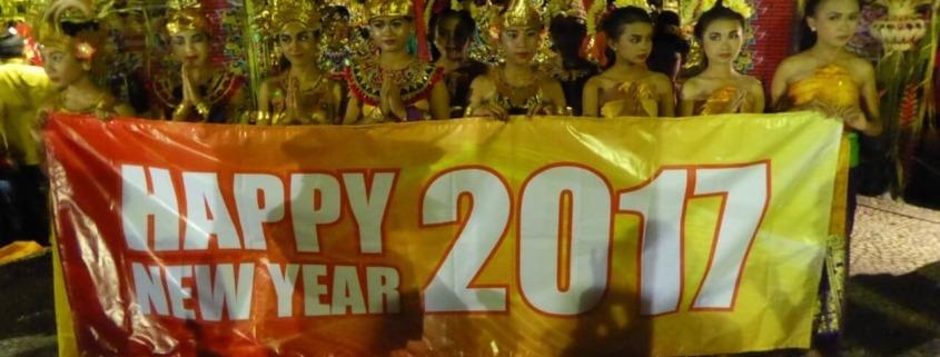 HAPPY NEW YEAR! SELAMAT TAHUN BARU! Puri Dajuma, Beach Eco-Resort & Spa, West Bali 1