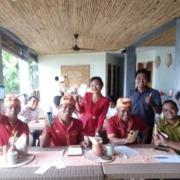 DAJUMA WELCOMES WAITERIO Puri Dajuma, Beach Eco-Resort & Spa, West Bali bengeda restaurant rama restaurant restaurant shinta restaurant waiterio Dajuma Restaurant
